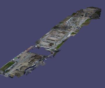 高槻高架橋東下部工事